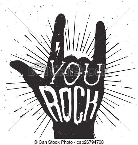 You Rock Clipart & You Rock Clip Art Images.