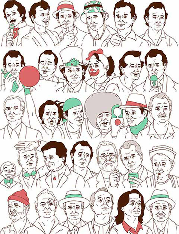 Bill murray clipart clipart images gallery for free download.