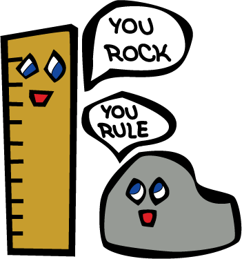 209 You Rock free clipart.
