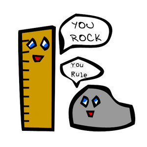 You Rock You Rule Clipart.