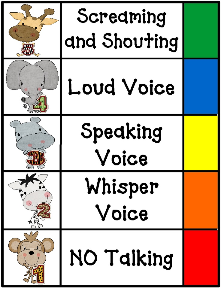 Voice Level Clipart.
