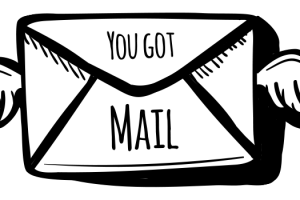 Mail clipart you have mail, Mail you have mail Transparent.