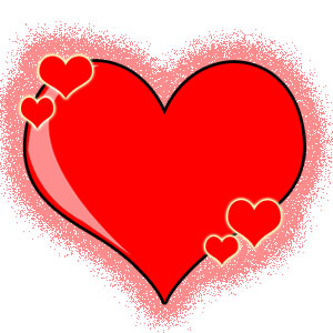 Touch My Heart: Most Beautiful Heart.