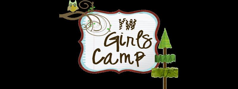 YW Girls Camp.
