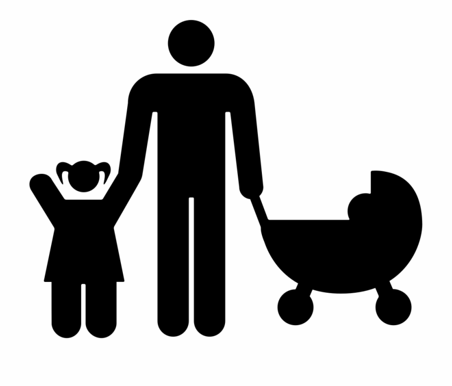 Png File Svg Young Family Icon Png.