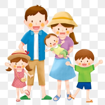 Younf family clipart png images gallery for Free Download.
