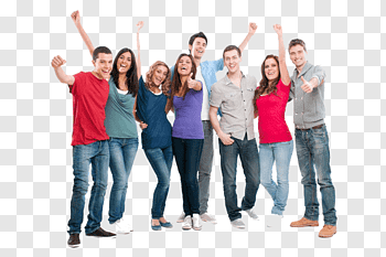 Young Adult cutout PNG & clipart images.