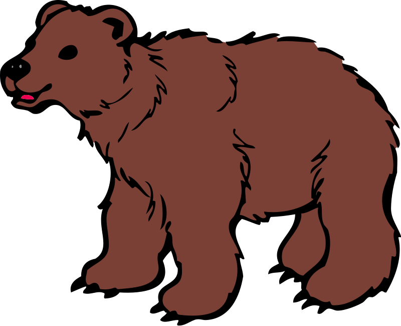 Free clipart young animal.