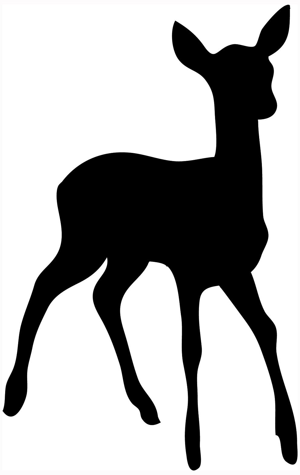 Animal Silhouette, Silhouette Clip Art.