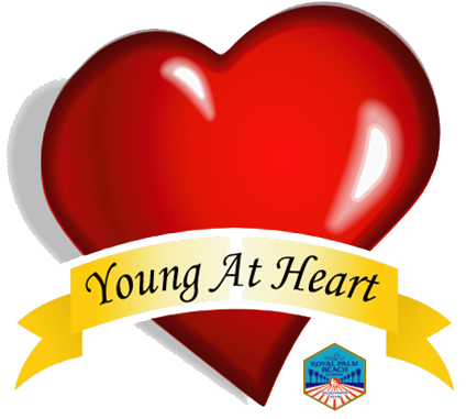 The Beltsville Young At Heart Club.