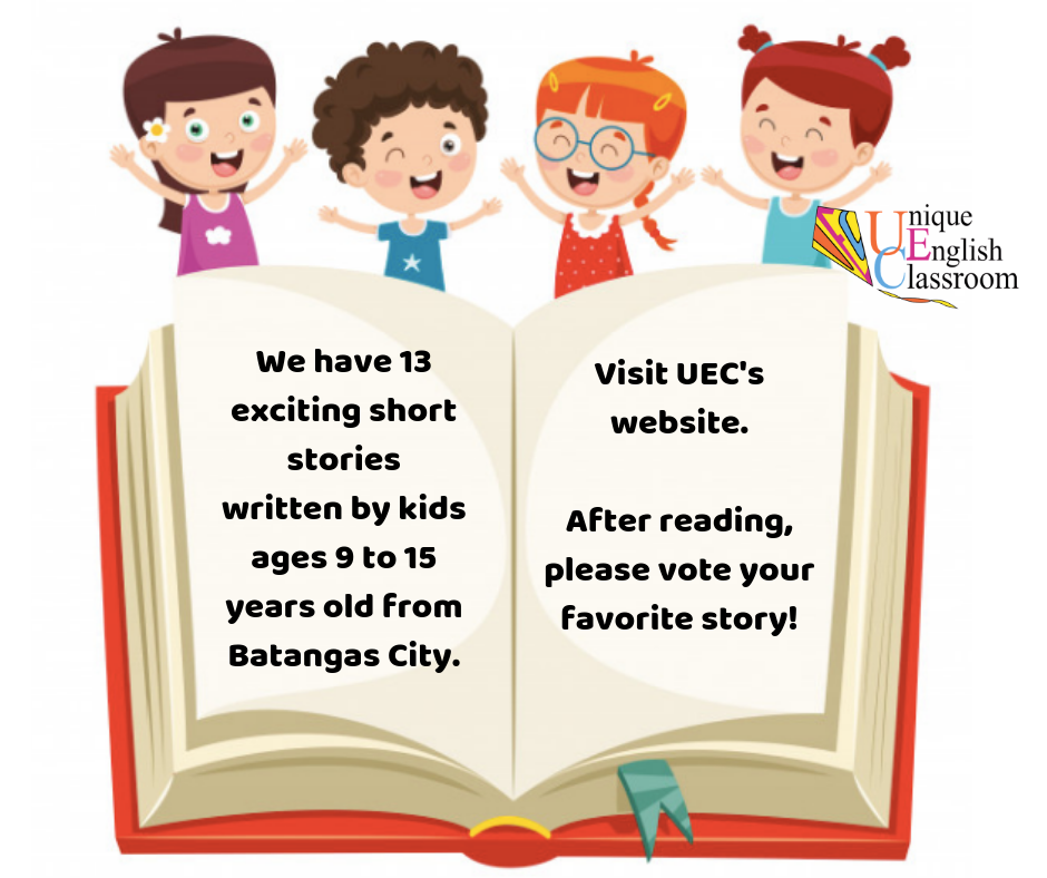 Short Stories from Young Authors Competition Batangas City.