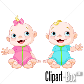 Young Baby Clipart.