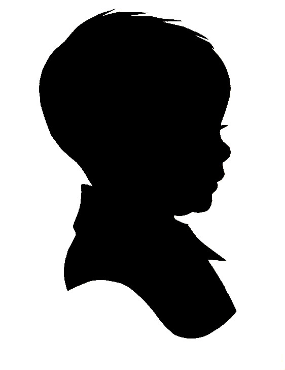 Free Young Boy Silhouette, Download Free Clip Art, Free Clip.