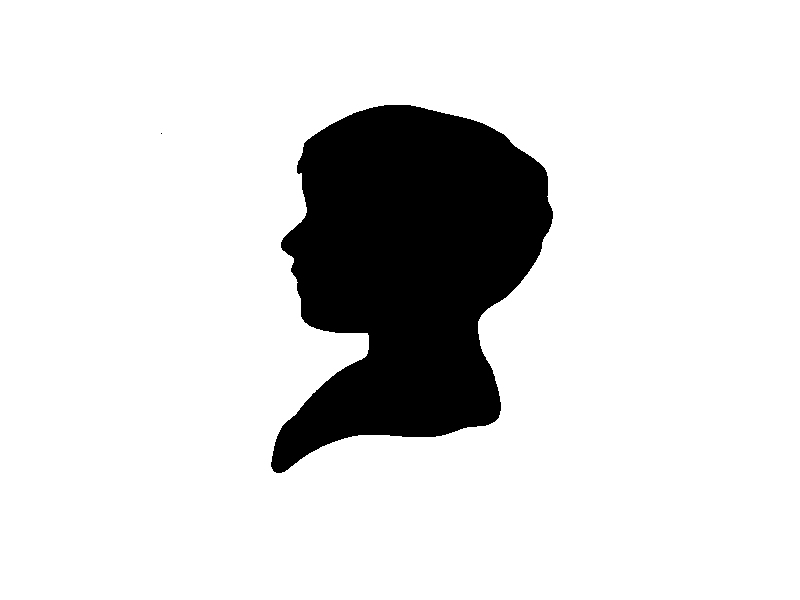 Free Boy Silhouette Outline, Download Free Clip Art, Free.