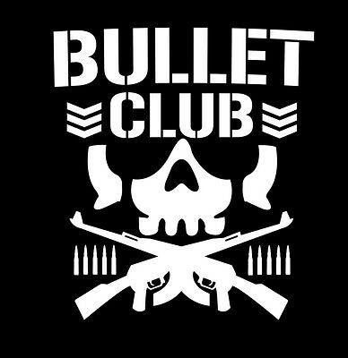 THE BULLET CLUB Kenny Omega Young Bucks Villain Vinyl Car.