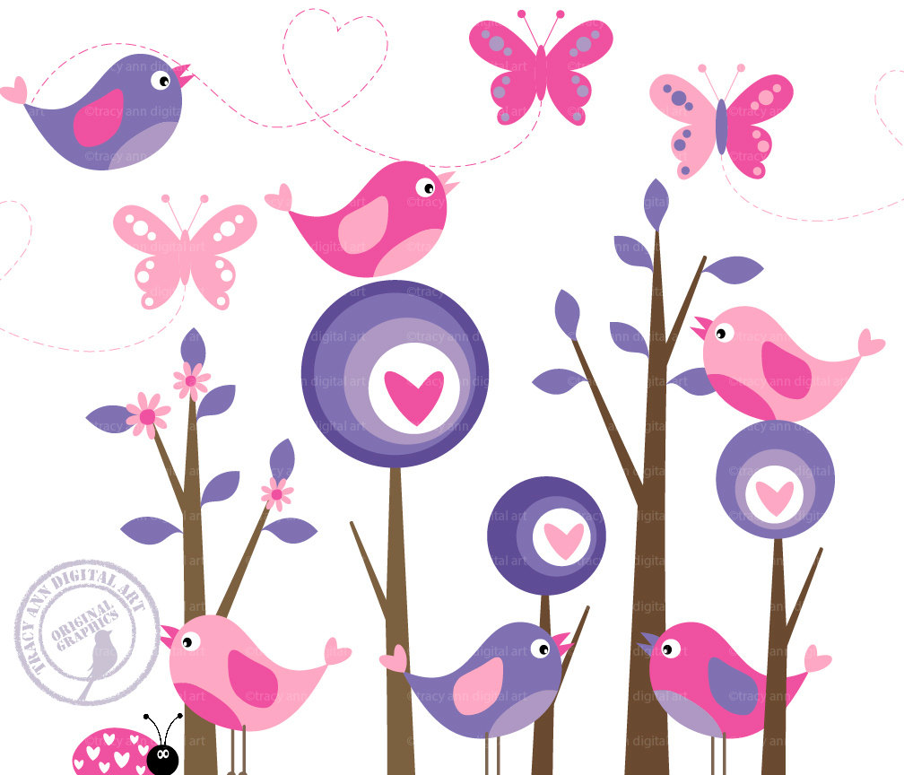 Free baby girl shower clipart.