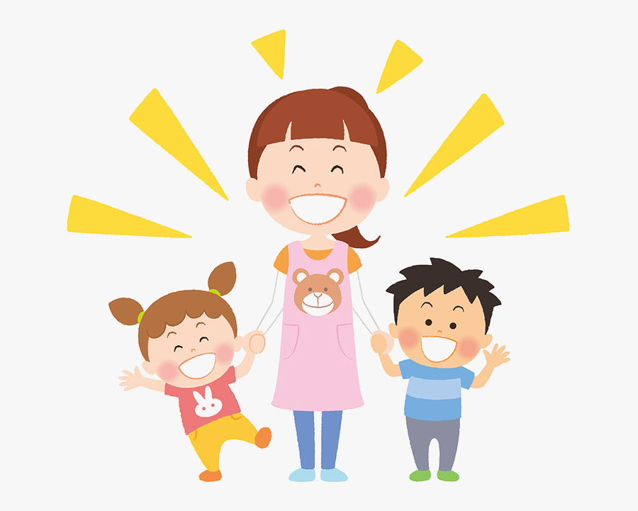 Babysitting Cartoon , Free Transparent Clipart.