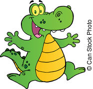 Croc Clipart and Stock Illustrations. 594 Croc vector EPS.