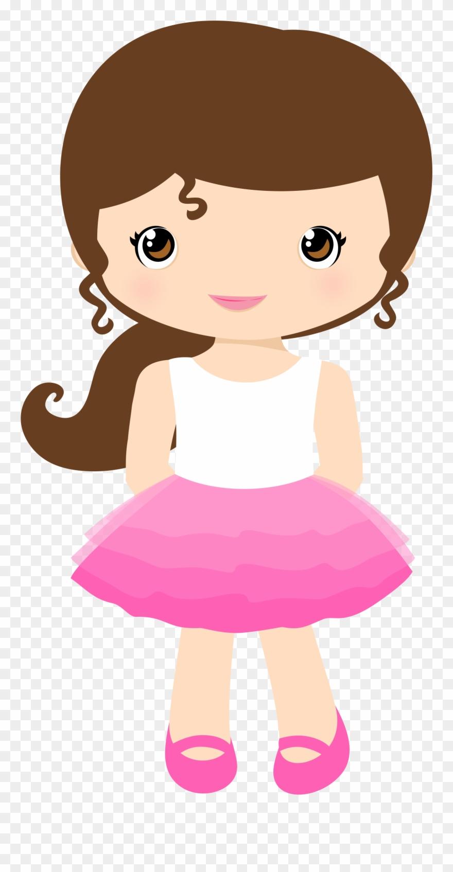 Girl Cartoon, Girl Clipart, Cute Clipart, Cute Little.