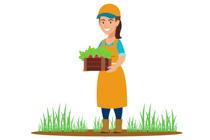 Free Gardening Clipart.