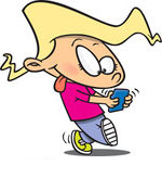 Showing post & media for Cartoon girls texting.