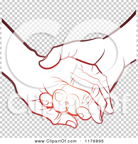 Young hand clipart #11
