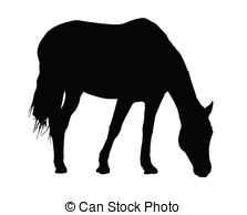 Young horse eating Illustrations and Clip Art. 19 Young horse.
