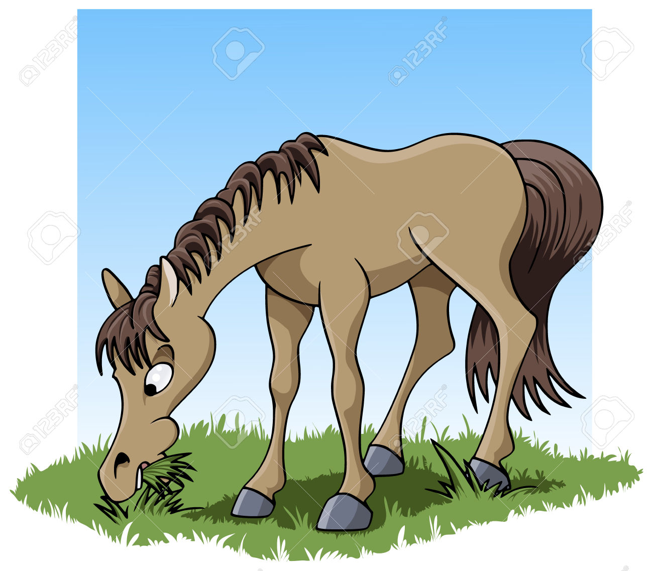 Showing post & media for Young horses cartoon.