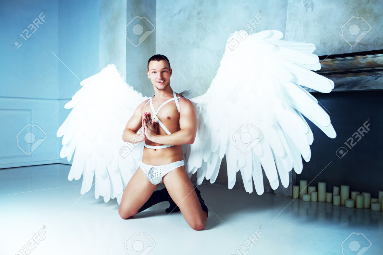 Male Angel Stock Photos & Pictures. Royalty Free Male Angel Images.