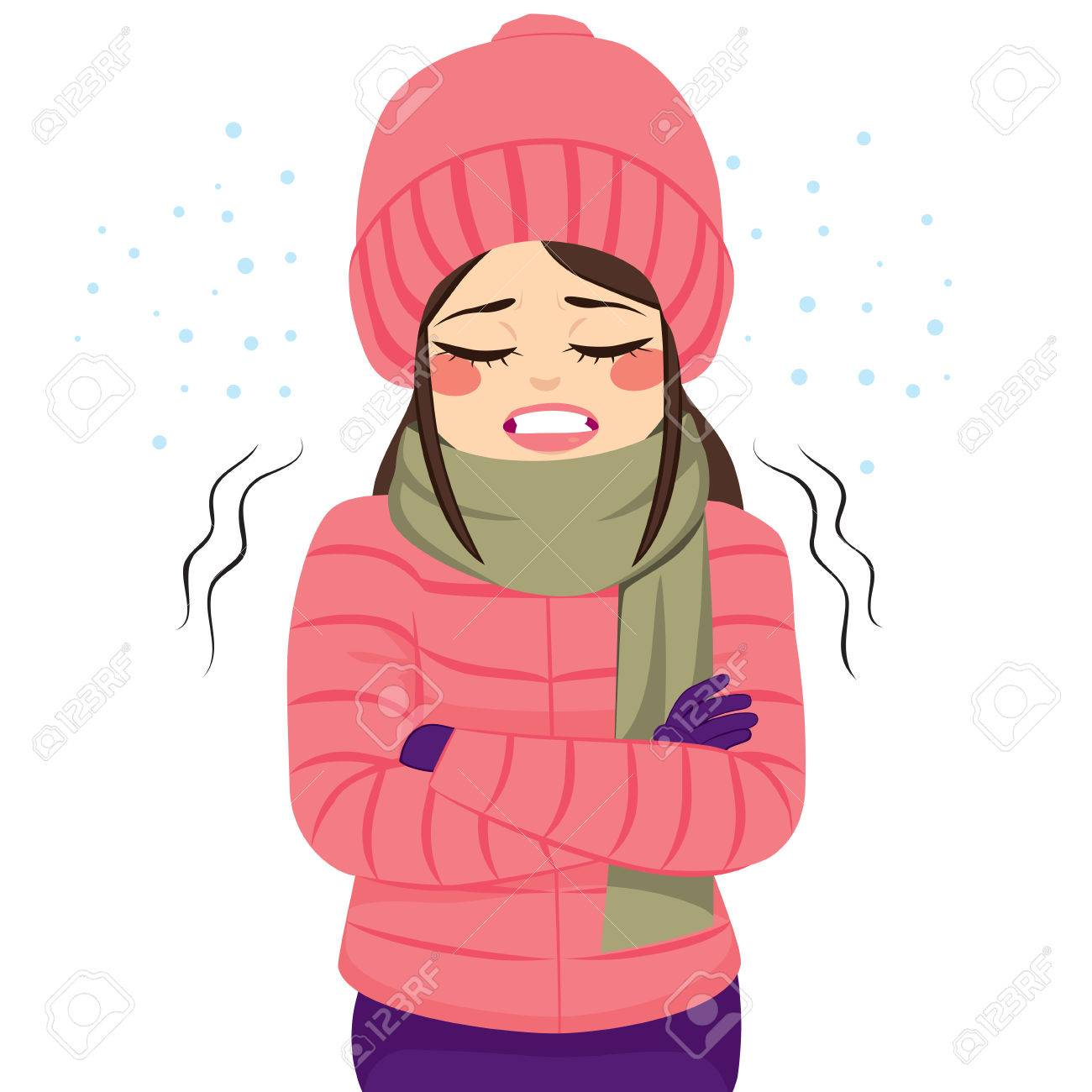 915 Winter Clothes free clipart.