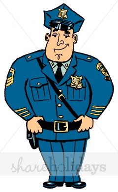 Policeman Clipart Images.