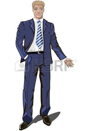 2,273 Man Standing Full Length Stock Vector Illustration And.