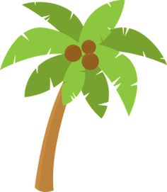 Palm tree clipart #13