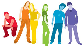 Young People Clipart.