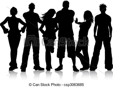 Young people Vector Clip Art Royalty Free. 178,286 Young people.