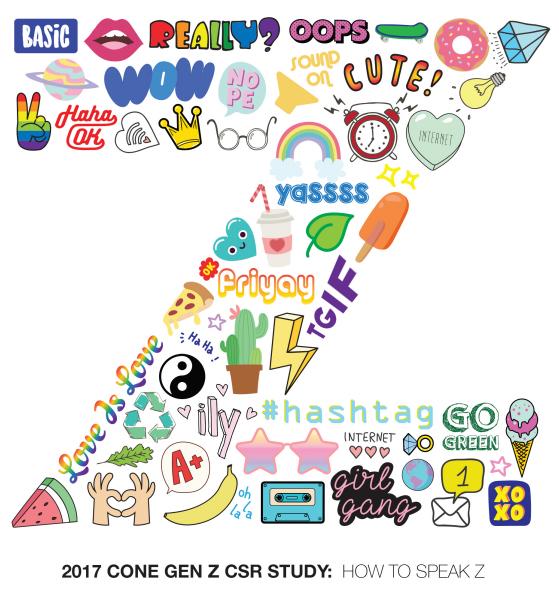 How to Speak Generation Z: CSR Study.