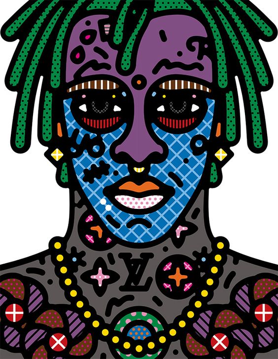 Young Thug for The Washington Post..