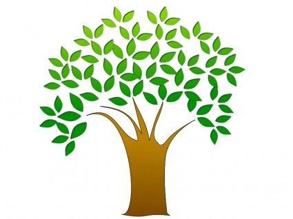 free clip art tree.