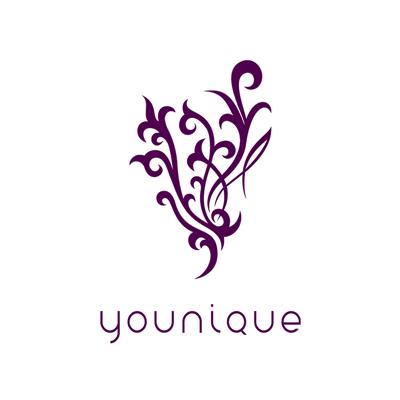 Younique Logo Png Vector, Clipart, PSD.