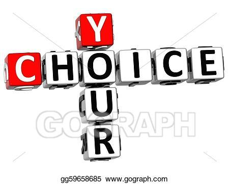Your choice clipart » Clipart Portal.