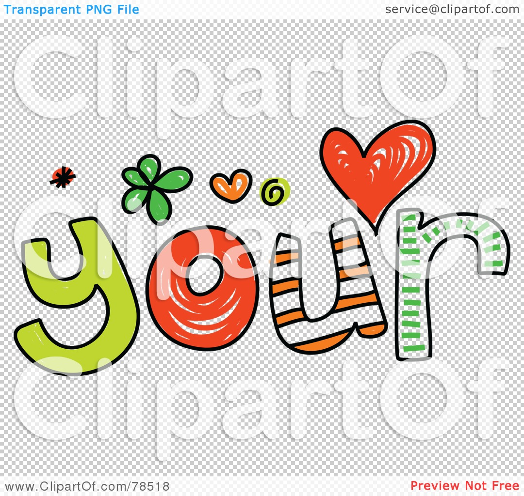 Your clipart.