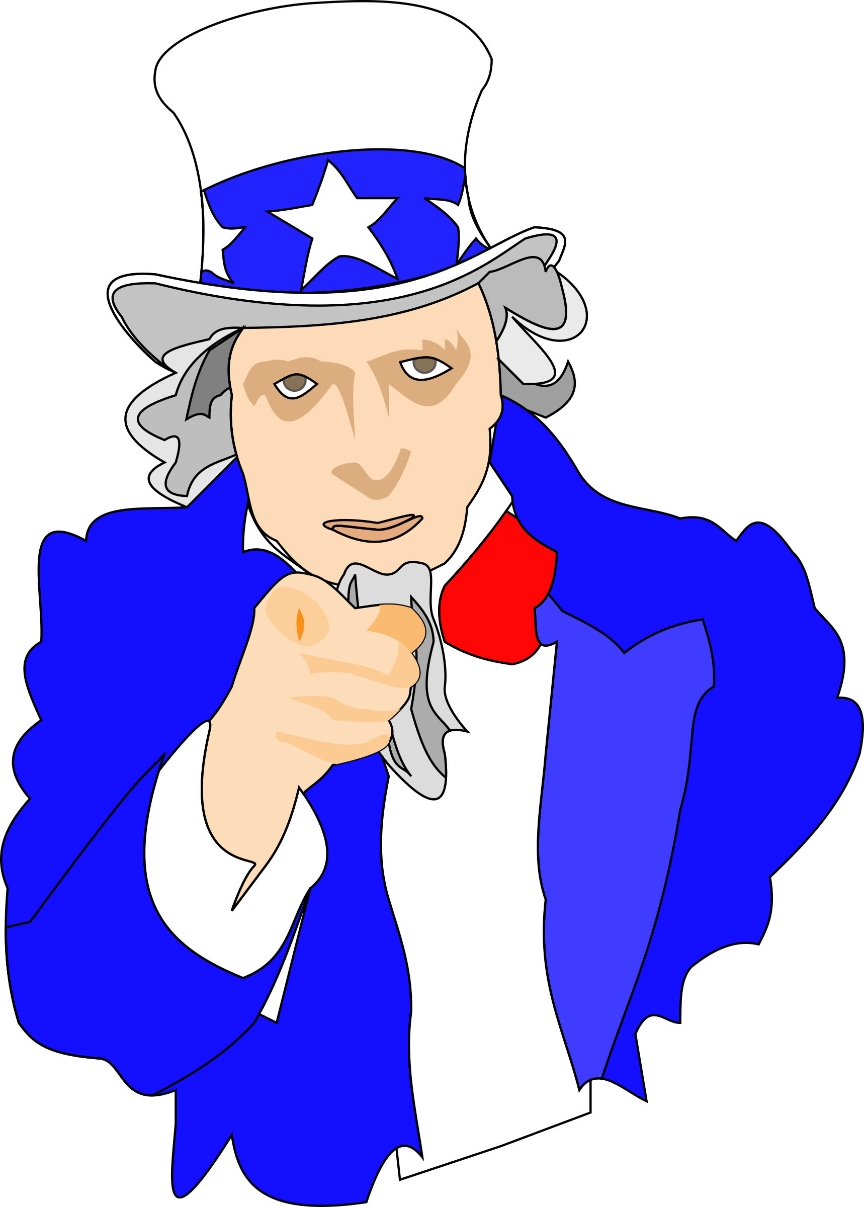 Uncle clipart your country needs you, Uncle your country.