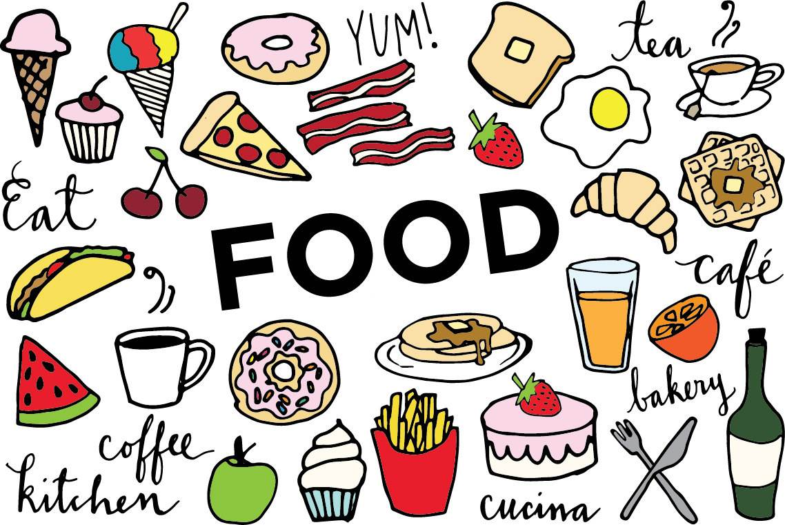 does your favorite type of food say about you?.