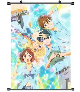 Details about 3658 Anime Your Lie in April Shigatsu wa Kimi no Uso Wall  Poster Scroll cosplay.