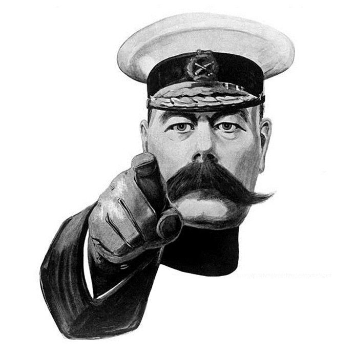 Your Country Needs You Clipart.
