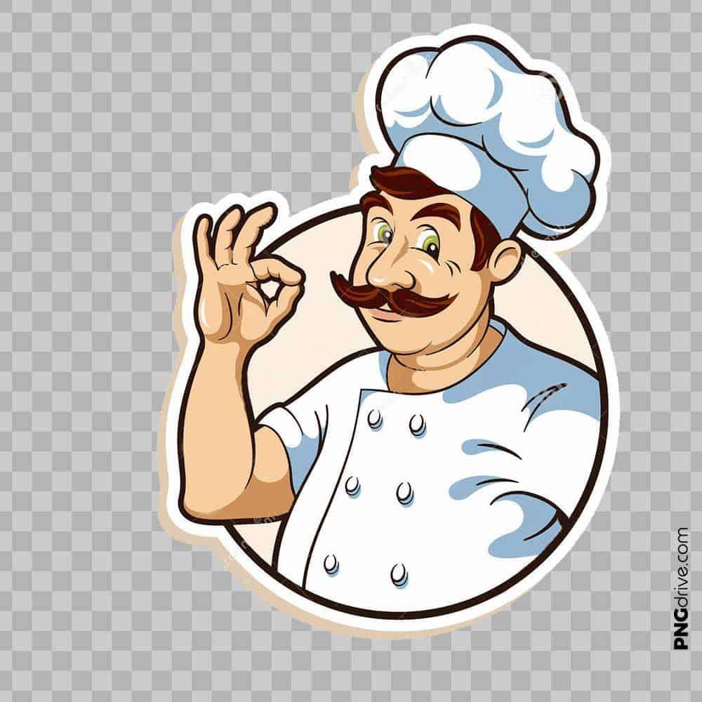 Chef Clipart \