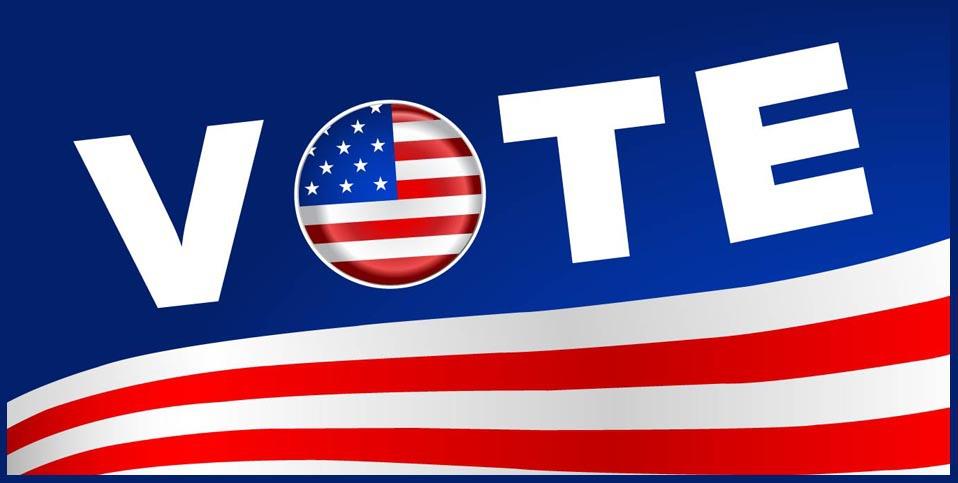 2792 Vote free clipart.