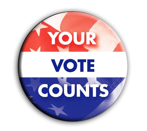 Gallery Your Vote Counts Clip Art.