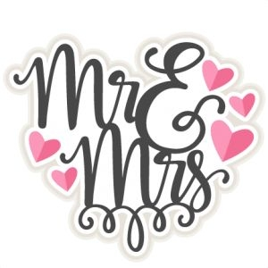 Congratulations On Your Wedding Clipart.
