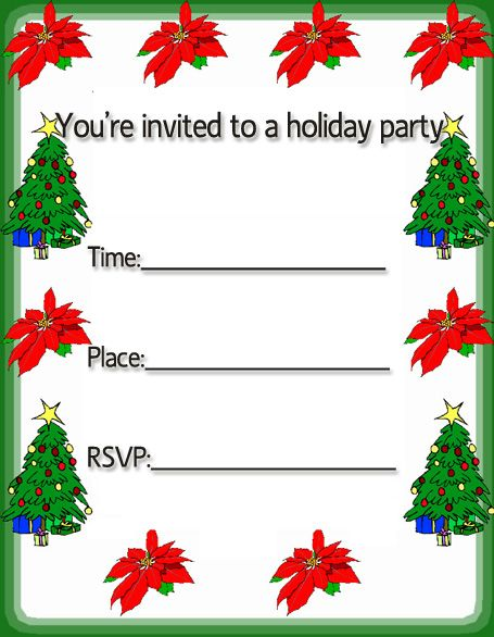 Free Printable Christmas Cards.